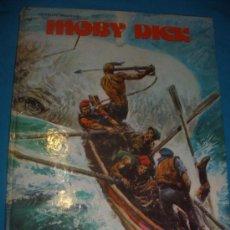 Libros de segunda mano: MOBY DICK-HERMAN MELVILLE.EDITIONS HEMMA.IMPRESO EN 1977.. Lote 35223010