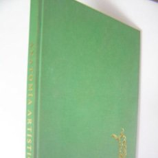 Libros de segunda mano: ANATOMIA ARTISTICA,EMILIO FREIXAS, 1969, SUCESOR MESEGUER ED, REF ARTE C1. Lote 35282429