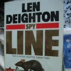 Libros de segunda mano: SPY LINELEN DIGHTNINGLÉS2,00. Lote 35335269