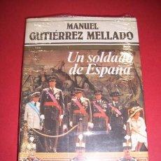 Libros de segunda mano: PICATOSTE, JESÚS - MANUEL GUTIÉRREZ MELLADO : UN SOLDADO DE ESPAÑA. Lote 35308495