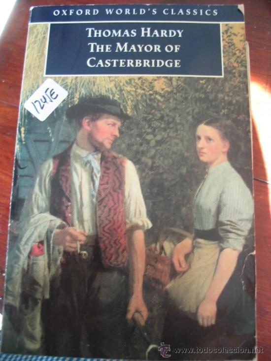 The Mayor Of Casterbridge Book