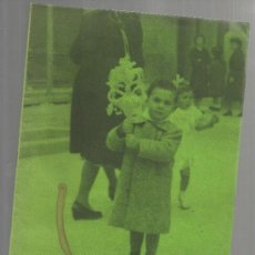 Libros de segunda mano: QUADERNS DIVULGACIO CULTURAL NUM 2 AJUNTAMENT DE REUS 1984 L'ARRIBADA DE LA PRIMAVERA CARAMELLES . Lote 35371118