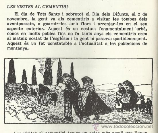 Libros de segunda mano: quaderns divulgacio cultural num 3 Ajuntament DE reus 1984 EL TEMPS DE LA MORT TARDOR - Foto 2 - 35371213
