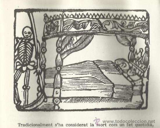 Libros de segunda mano: quaderns divulgacio cultural num 3 Ajuntament DE reus 1984 EL TEMPS DE LA MORT TARDOR - Foto 4 - 35371213
