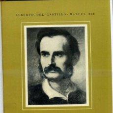 Libros de segunda mano: DEL CASTILLO Y RIU : NARCISO MONTURIOL, INVENTOR DEL SUBMARINO ICTÍNEO (1963) MUY ILUSTRADO. Lote 152550380