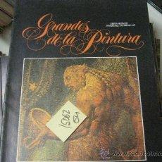 Libri di seconda mano: W BLAKEGRANDES DE LA PINTURA1979FASCICULO 832 €. Lote 35567165