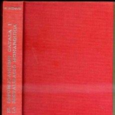 Libros de segunda mano: ALBERTÍ : EL REPUBLICANISME CATALÀ I LA RESTAURACIÓ MONÀRQUICA 1875-1923 (1972) EN CATALÁN. Lote 35461777
