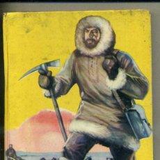 Libros de segunda mano: LA CONQUISTA DEL POLO NORTE (JUVENIL FERMA, 1960). Lote 35465786
