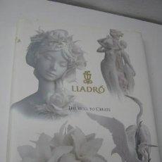 Libros de segunda mano: GRAN LIBRO PORCELANAS LLADRO COMERCIAL. Lote 35469174