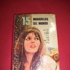 Libros de segunda mano: 15 MARAVILLAS DEL MUNDO. Lote 35562633