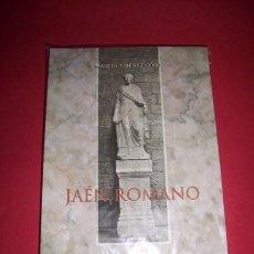 Libros de segunda mano: JIMÉNEZ COBO, MARTÍN - JAÉN ROMANO. Lote 35579860