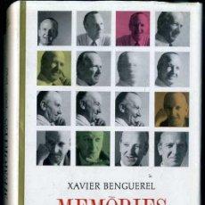 Libros de segunda mano: XAVIER BENGUEREL : MEMÒRIES 1905-1940 (ALFAGUARA, 1971) PRIMERA EDICIÓN - EN CATALÁN. Lote 35552556