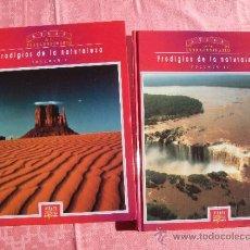 Libros de segunda mano: ATLAS DE LO EXTRAORDINARIO --PRODIGIOS DE LA NATURALEZA - VOL. 1 Y 2. Lote 35574651