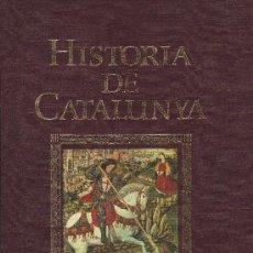 Libros de segunda mano: HISTORIA DE CATALUNYA · EL PERIÓDICO, 1992 (416 PÁGINAS EN ESPAÑOL SIN ENCUADERNAR). Lote 35579519
