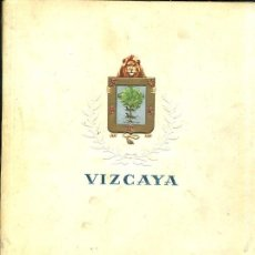 Libros de segunda mano: HOMENAJE A LA ECONOMÍA DE VIZCAYA 1901/1951 - 484 PÁGINAS, MAPAS DESPLEGABLES Y FOTOGRAFÍAS. Lote 35581615