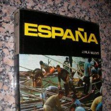 Libros de segunda mano: ESPAÑA VOL. 1 - VILA VALENTI. Lote 35661576