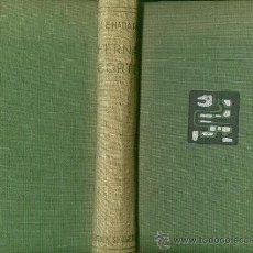 Libros de segunda mano: SALVADOR DE MADARIAGA / HERNÁN CORTÉS . ED. SUDAMERICANA 1945 * BIOGRAFÍA CONQUISTADOR DE MÉXICO. Lote 288178618
