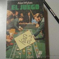 Libros de segunda mano: EL JUEGOALAN WYKES19762 €. Lote 35816426