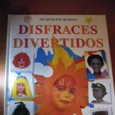 Libros de segunda mano: DISFRACES DIVERTIDOS. Lote 35822118
