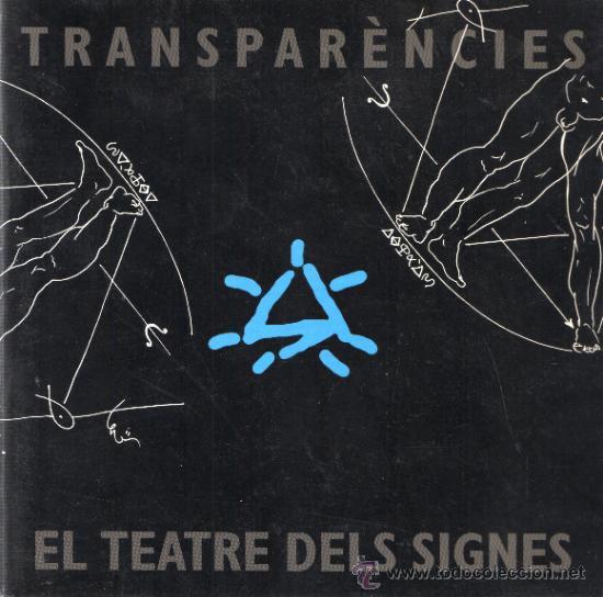 LIBRO DE TEATRO - EL TEATRE DELS SIGNES- EN CATALAN - LLUIS GAVALDA (Libros de Segunda Mano - Bellas artes, ocio y coleccionismo - Otros)