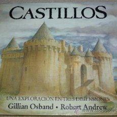 Libros de segunda mano: CASTILLOS - LIBRO POP-UP - MONTENA ¡IMPECABLE!. Lote 35909879