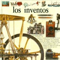 Libros de segunda mano: LOS INVENTOS (TAPA DURA, MUY ILUSTRADO) NUEVO. Lote 35907128