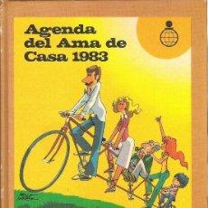 Libros de segunda mano: 1 LIBRO - AGENDA CALENDARIO DE LA MUJER AÑO 1983 CAM - CAJA AHORROS MALAGA ) NUEVO SIN USO TAPA DURA. Lote 35937377