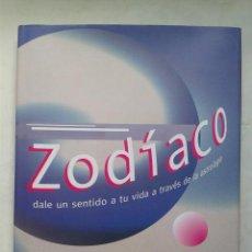 Libros de segunda mano: ZODIACO. DALE UN SENTIDO A TU VIDA A TRAVÉS DE LA ASTROLOGÍA.NICHOLAS CAMPION. Lote 35944188