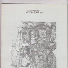 Libros de segunda mano: REVISTAS LITERARIAS DE GRANADA DÉCADAS DEL FRANQUISMO ANDRÉS NEUMAN JOSÉ ANDRÉS CERRILLO 1998. Lote 36071947