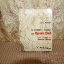 Libros de segunda mano: 2658- LA PRODIGIOSA AVENTURA DEL OPUS DEI. JESUS YNFANTE. EDIT. RUEDO IBERICO. 1970.. Lote 36085877