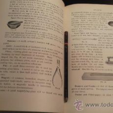 Libros de segunda mano: DETERMINATIVE MINERALOGY AND BLOWPIPE ANALYSIS 1898 GEORGE J. BRUSH. Lote 36088445
