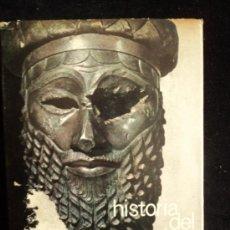 Libros de segunda mano: HISTORIA DEL ARTE UNIVERSAL.ANTIGUO ORIENTE. WIESNER.. ED. MORETON 1967 230 PAG. Lote 36220954