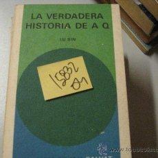 Libros de segunda mano: LA VERDADERA HISTORIA DE A QLU SIN2,00. Lote 36316171