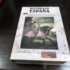 Libros de segunda mano: JOSEPH M.WALKER, HISTORIA DE ESPAÑA, EDIMAT, 1999. Lote 36249657