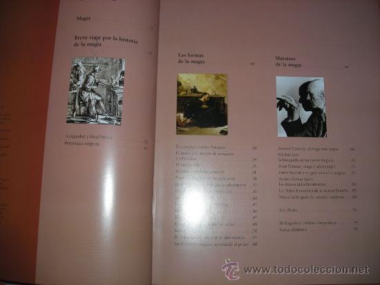 Libros de segunda mano: MAGIA, EL ARTE SECRETO, por Franjo Terhart - PARRAGON - UAE - 2007 (NUEVO) - Foto 2 - 36318465