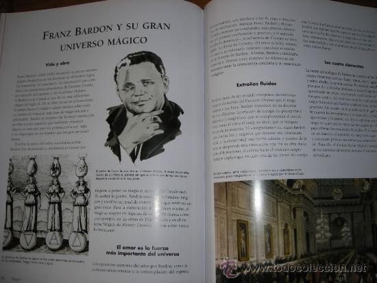 Libros de segunda mano: MAGIA, EL ARTE SECRETO, por Franjo Terhart - PARRAGON - UAE - 2007 (NUEVO) - Foto 5 - 36318465