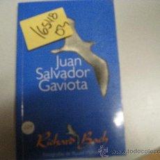 Libros de segunda mano: JUAN SALVADOR GAVIOTARICHARD BACHILUSTRADO2,00. Lote 36430728
