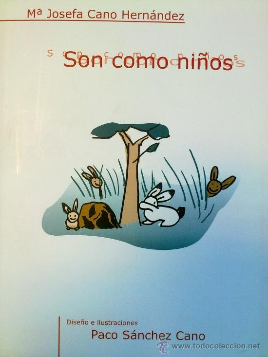 SON COMO NIÑOS (LIBRO DE POESIA INFANTIL) (Libros de Segunda Mano - Literatura Infantil y Juvenil - Otros)
