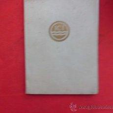 Libros de segunda mano: LIBRO PROGRESOS Y OBJETIVOS TECNICOS ALCANZADOS POR IMPERIAL CHEMICAL INDUSTRIES LONDRES L-3196. Lote 36380155