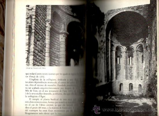 Libros de segunda mano: el romanic catala edicions 62 barcelona 1976 text eduard carbonell fotografies jordi gumi cardona - Foto 4 - 36387696