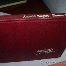 Libros de segunda mano: HISTORIA DEL TRAJE, ANTONIO MINGOTE. Lote 36395628