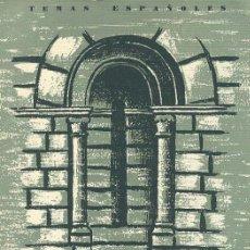 Libros de segunda mano: ZAMORA. TEMAS ESPAÑOLES. 1956. FOTOGRAFÍAS.*HISTORIA, ALMANZOR, MONUMENTOS, SEMANA SANTA ITINERARI . Lote 36420979