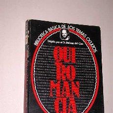 Libros de segunda mano: QUIROMANCIA, LECTURA DE MANOS. JOSÉ ANTONIO SANJUÁN. TEMAS OCULTOS Nº 7. JIMÉNEZ DEL OSO. UVE 1980. Lote 36438246