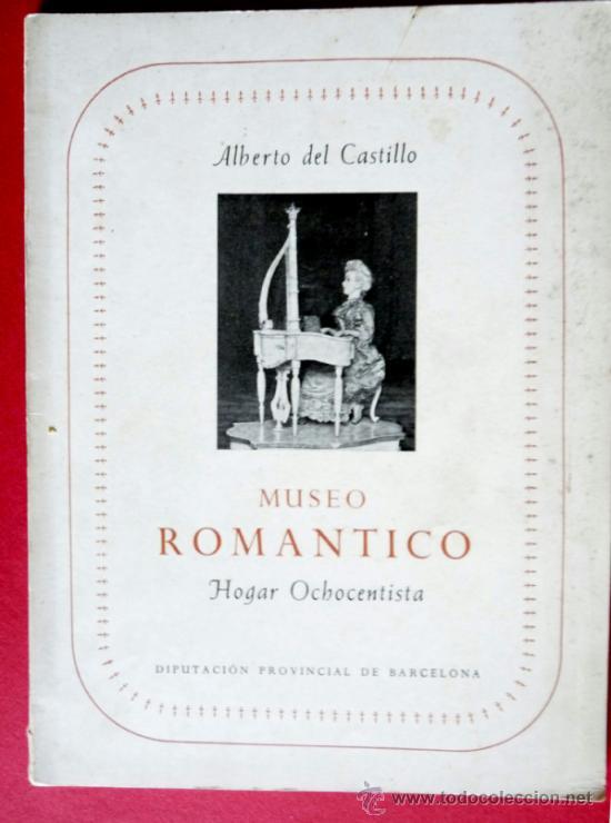 Museo romantico hogar ochocentista sitges al comprar - Cosas del hogar de segunda mano ...