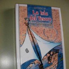 Libros de segunda mano: LA ISLA DEL TESORO - STEVENSON (EM3). Lote 36603441