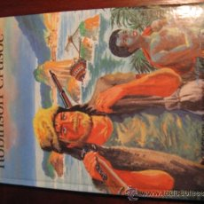 Libros de segunda mano: ROBINSON CRUSOE.- DANIEL DEFOE. Lote 36512075