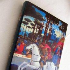 Libri di seconda mano: LAS MEJORES LEYENDAS MITOLOGICAS - JOSÉ REPOLLES - EDITORIAL OPTIMA - AÑO 2000. Lote 220903811