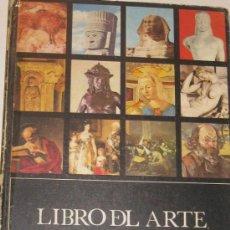 Libros de segunda mano: LIBRO DEL ARTE EDIT JAIMES LIBROS 1975. Lote 36539604