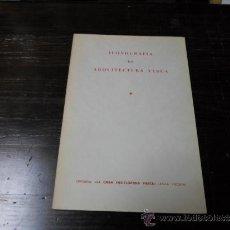 Libros de segunda mano: ICONOGRAFIA DE LA ARQUITECTURA VASCA, GRAN ENCICLOPEDIA VASCA. Lote 36538813