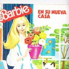 Libros de segunda mano: BARBIE EN SU NUEVA CASA BARCELONA EDITORIAL POMAIRE 1979. Lote 36620856